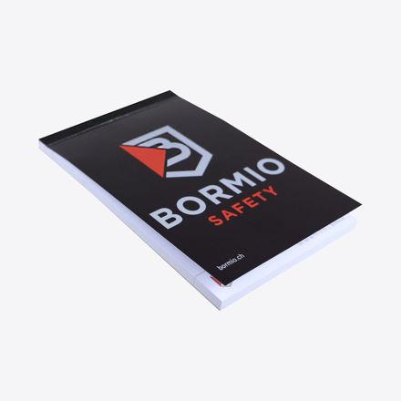 Picture of Bormio Safety Notizblock